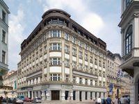 Urlaub Reisen  Tschechien Böhmen Prag (Städtereise) Hotel fusion Prague