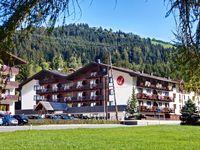 Urlaub Reisen  Österreich Tirol Kirchberg Hotel Kroneck