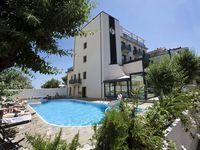 Urlaub Reisen  Italien Venetien Rimini Hotel Ferretti Beach