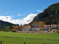 Urlaub Reisen  Italien Trentino Fai della Paganella Hotel Al Sole Beauty & Vital