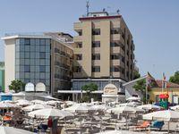 Urlaub Reisen  Italien Venetien Bellaria Hotel President