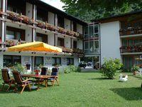 Urlaub Reisen  Österreich Vorarlberg St. Gallenkirch Hotel Silvretta