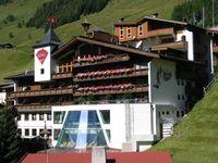 Urlaub Reisen  Österreich Tirol Hintertux Hotel Alpenbad Hohenhaus