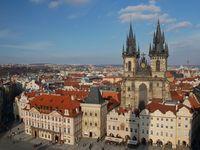 Urlaub Reisen  Tschechien Böhmen Prag (Städtereise)