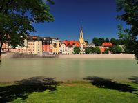 Urlaub Reisen  Deutschland Bayern Bad Tölz