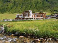 Urlaub Reisen  Österreich Tirol Galtür Alpenromantik-Hotel Wirlerhof