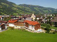 Urlaub Reisen  Österreich Tirol Westendorf Vital Landhotel Schermer