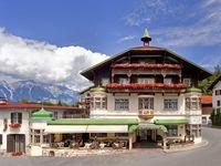 Urlaub Reisen  Österreich Tirol Igls Sporthotel Igls