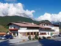 Urlaub Reisen  Österreich Tirol Nauders Hotel Edelweiss