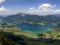 Urlaub Reisen  Österreich Oberösterreich Strobl