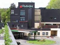 Urlaub Reisen  Deutschland Bayern Hausen (Rhön) Rhön Park Hotel