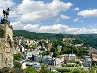 Urlaub Reisen  Tschechien Böhmen Karlsbad