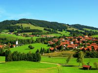 Urlaub Reisen  Deutschland Bayern Missen-Wilhams (Allgäu)