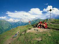 Urlaub Reisen  Österreich Tirol Aschau