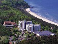 Urlaub Reisen  Deutschland Deutsche Küsten Rügen Cliff Hotel Rügen