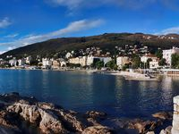 Urlaub Reisen  Kroatien Kvarner Bucht Opatija
