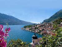 Urlaub Reisen  Italien Venetien Manerba del Garda
