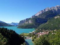 Urlaub Reisen  Italien Trentino Andalo