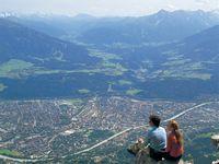 Urlaub Reisen  Österreich Tirol Igls