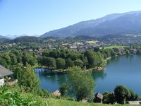 Urlaub Reisen  Österreich Kärnten Seeboden