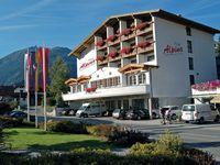 Urlaub Reisen  Österreich Tirol Wenns Hotel Alpina Resort