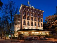 Urlaub Reisen  Italien Venetien Rimini Hotel Milton