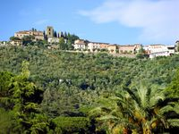 Urlaub Reisen  Italien Toskana Montecatini Terme