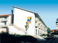 Urlaub Reisen  Deutschland Bayern Neukirchen b. Hl. Blut Hotel Donna Klosterhof