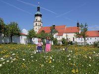 Urlaub Reisen  Deutschland Bayern Neukirchen b. Hl. Blut