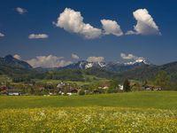 Urlaub Reisen  Deutschland Bayern Inzell