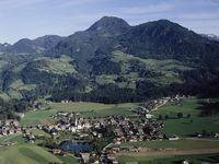 Urlaub Reisen  Österreich Tirol Reith