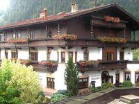 Urlaub Reisen  Österreich Tirol Mayrhofen Hotel-Pension Siegelerhof