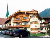 Urlaub Reisen  Österreich Tirol Kaltenbach Apart Franz-Josef