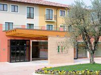 Urlaub Reisen  Italien Venetien Lazise Hotel Parchi del Garda
