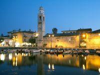 Urlaub Reisen  Italien Venetien Lazise