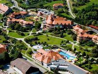 Urlaub Reisen  Ungarn Zala Héviz Hotel Spa & Family Resort Kolping