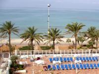 Urlaub Reisen  Spanien Balearen Playa de Palma Hotel Neptuno