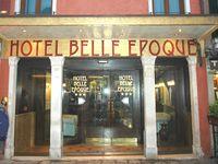 Urlaub Reisen  Italien Venetien Venedig Hotel Belle Epoque