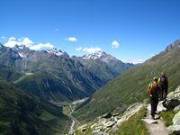 Urlaub Reisen  Österreich Tirol Wenns