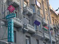 Urlaub Reisen  Ungarn Mittelungarn Budapest (Städtereise) Hotel Baross City