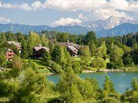 Urlaub Reisen  Österreich Kärnten Feldkirchen (Maltschacher See) Sonnenresort Maltschacher See