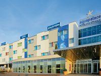 Urlaub Reisen  Tschechien Böhmen Prag (Städtereise) Aquapalace Hotel Prague