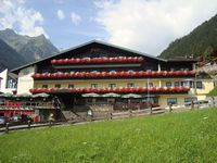 Urlaub Reisen  Österreich Tirol Finkenberg Hotel Panorama