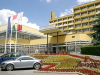 Urlaub Reisen  Ungarn Zala Héviz Hunguest Hotel Helios