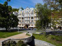 Urlaub Reisen  Tschechien Böhmen Marienbad OREA Hotel Bohemia