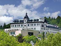 Urlaub Reisen  Tschechien Böhmen Marienbad Hotel Monty