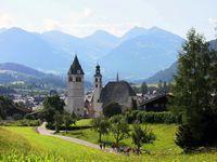 Urlaub Reisen  Österreich Tirol Jochberg