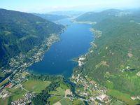Urlaub Reisen  Österreich Kärnten Ossiach