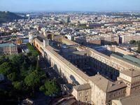Urlaub Reisen  Italien Latium Rom (Städtereise)