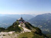 Urlaub Reisen  Deutschland Bayern Ramsau